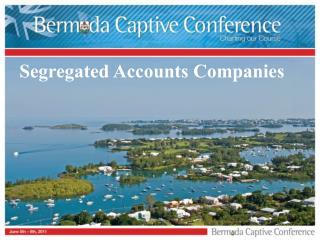Segregated Accounts Companies