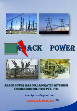 ABACK POWER