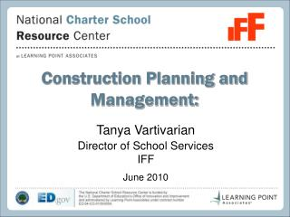 Construction Planning and Management: