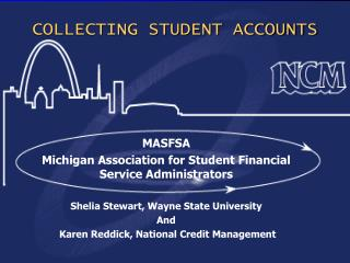 COLLECTING STUDENT ACCOUNTS