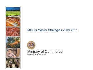 MOC's Master Strategies 2009-2011