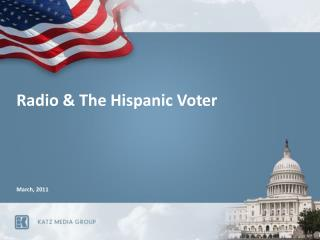 Radio & The Hispanic Voter