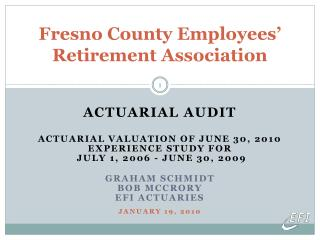 Fresno County Employees' Retirement Association