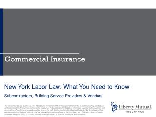 New York Labor Law: What You Need to Know