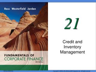 Credit and Inventory Management