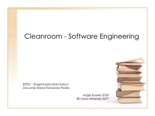 Cleanroom - Software Engineering