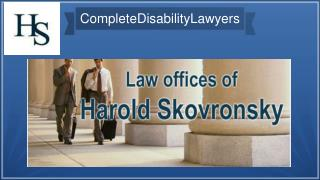 Disability Insurance Lawyer