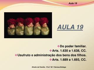 AULA 19