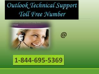 1-844-695-5369 Outlook contact Support Number, Outlook help