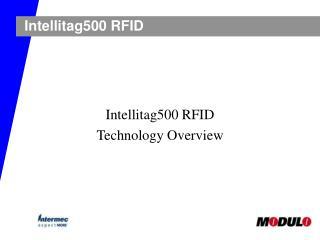 Intellitag500 RFID