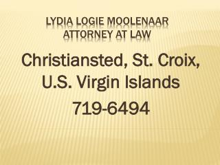 Lydia  logie moolenaar attorney at law