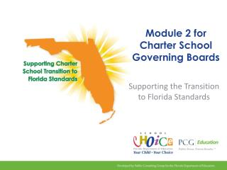 Module 2 for Charter School Governing Boards