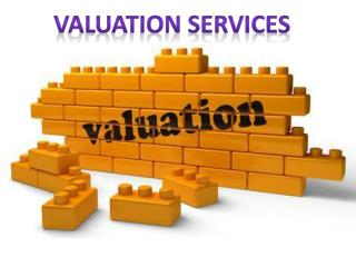 Government Approved Valuer Services