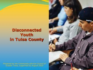 Disconnected Youth  in Tulsa County