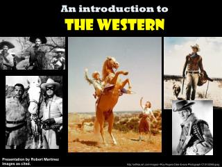 An introduction to The Western