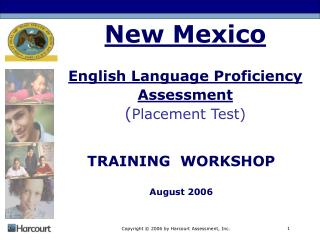 New Mexico English Language Proficiency Assessment ( Placement Test )