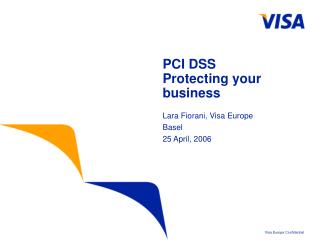 PCI DSS Protecting your business