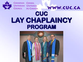 CUC LAY CHAPLAINCY PROGRAM
