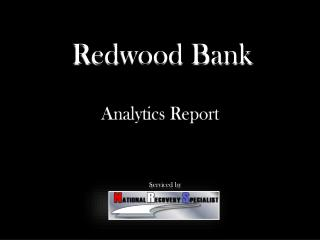 Redwood Bank