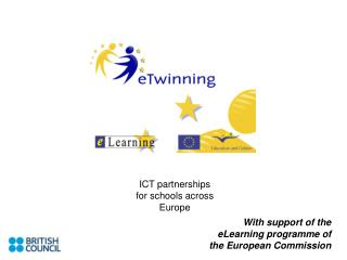 With support of the eLearning programme of the European Commission