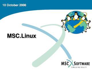 MSC.Linux