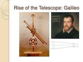 Rise of the Telescope: Galileo