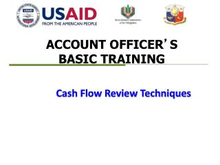 ACCOUNT OFFICER ' S BASIC TRAINING