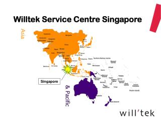 Willtek Service Centre Singapore