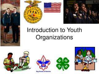 Introduction to Youth Organizations