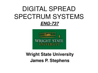DIGITAL SPREAD SPECTRUM SYSTEMS