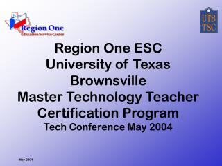 Master Technology Teacher Certification What is it?