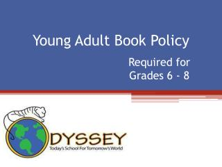 Young Adult Book Policy