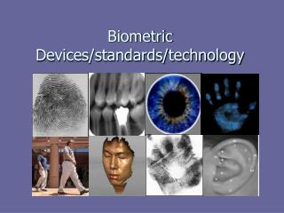 an overview of the function of biometric devices