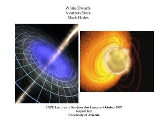 White Dwarfs Neutron Stars Black Holes