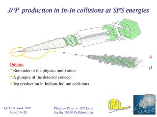 J/   production in In-In collisions at SPS energies