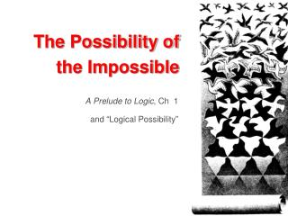 The Possibility of the Impossible