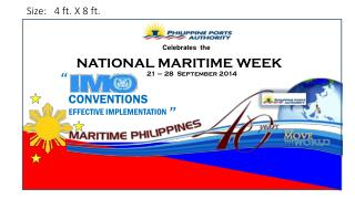 national maritime week