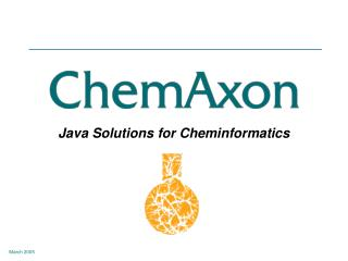 Java Solutions for Cheminformatics