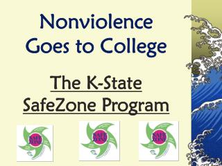 Nonviolence  Goes to College