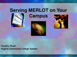 Timothy Tirrell Virginia Community College System