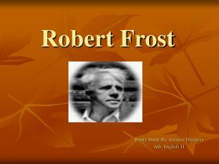robert frost comparison essay