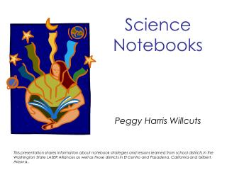 Science Notebooks Peggy Harris Willcuts
