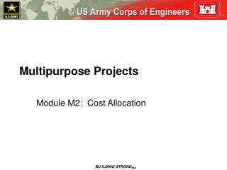 Multipurpose Projects