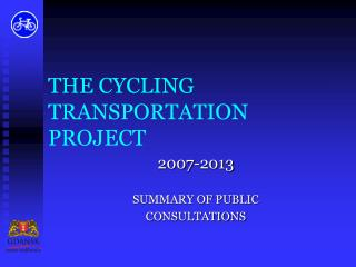 THE CYCLING TRANSPORTATION PROJECT