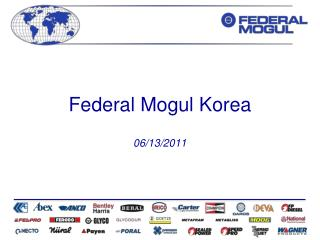 Federal Mogul Korea