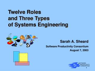 Twelve Roles  and Three Types  of Systems Engineering