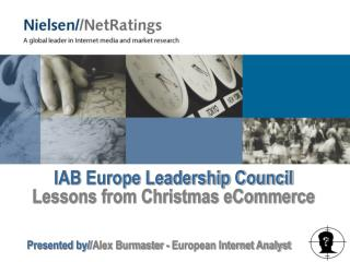 IAB Europe Leadership Council Lessons from Christmas eCommerce