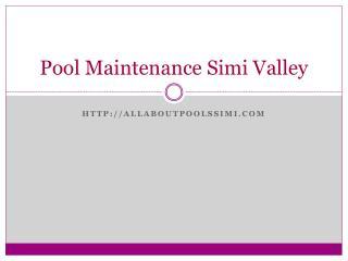 pool plumbing Simi Valley