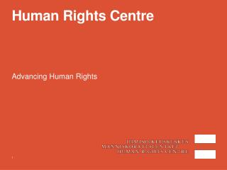 Human Rights Centre