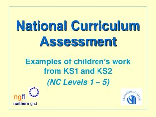 National Curriculum Assessment